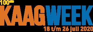100ste KAAGWEEK Logo